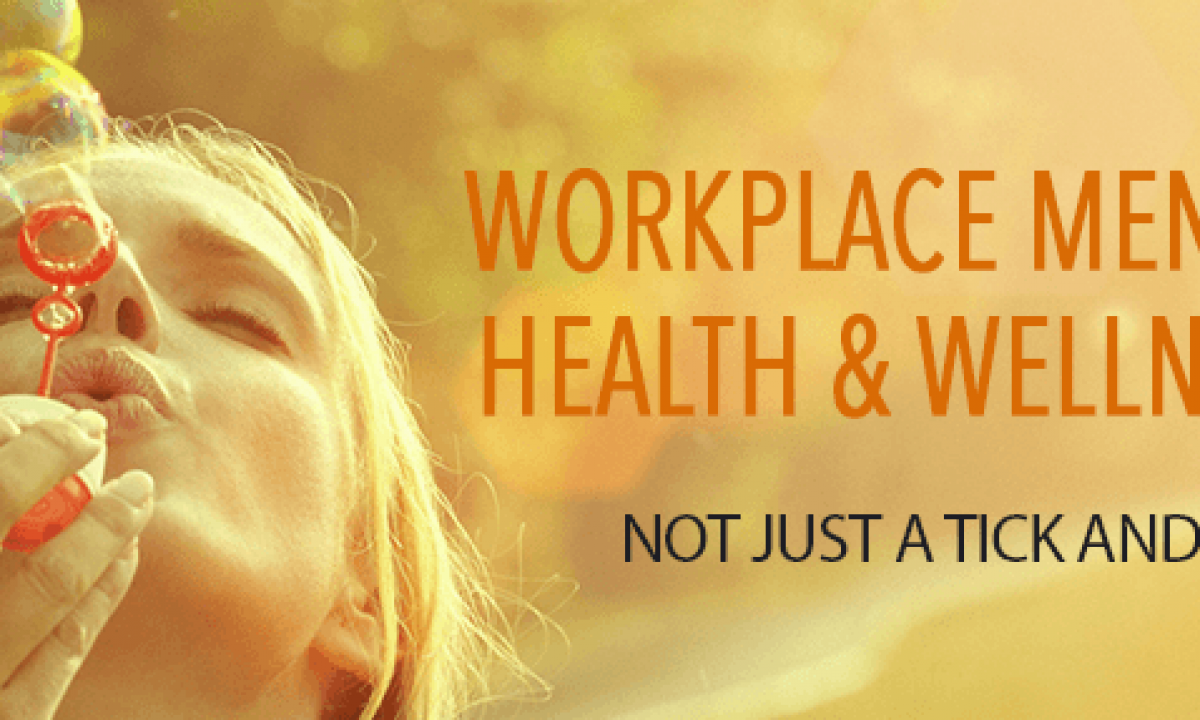 Why Is Mental Health Awareness In The Workplace Important