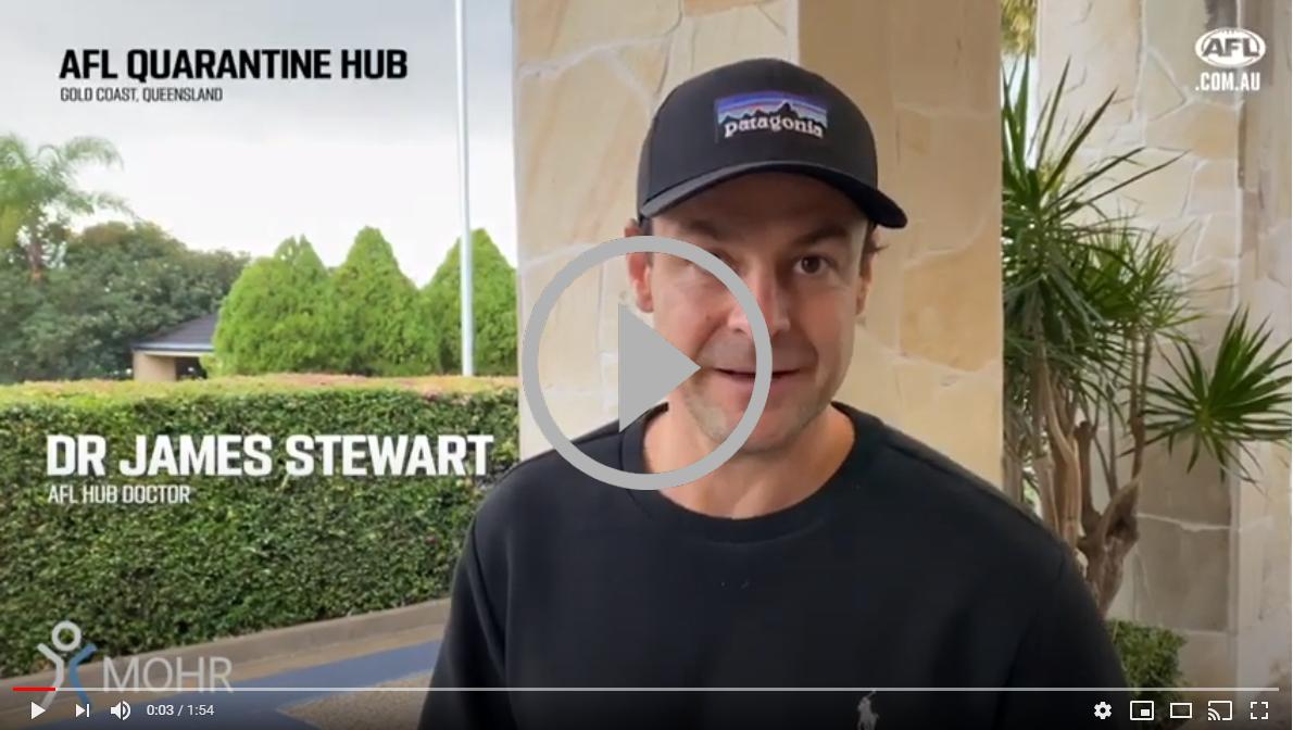 Health Hub Video