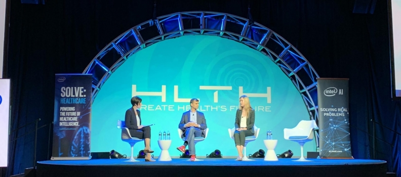 HLTH Tech 2019 – The Future is Now…