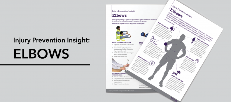 Injury Prevention Insight – All About Elbows